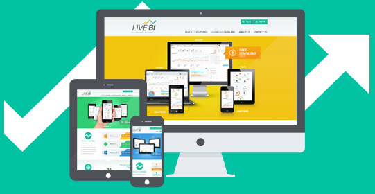 Live Bi website