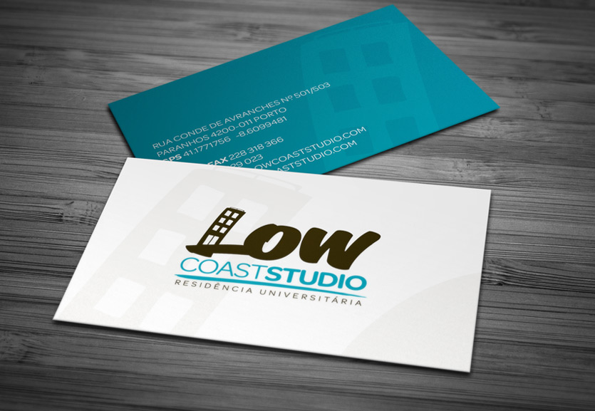 lowcoast card1 Lowcoast Studio
