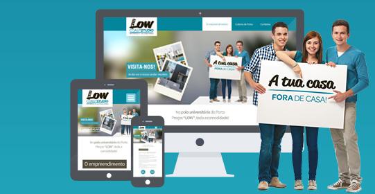 Lowcoast Studio website