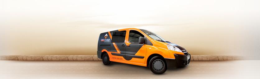 header customcar Vinil Forma