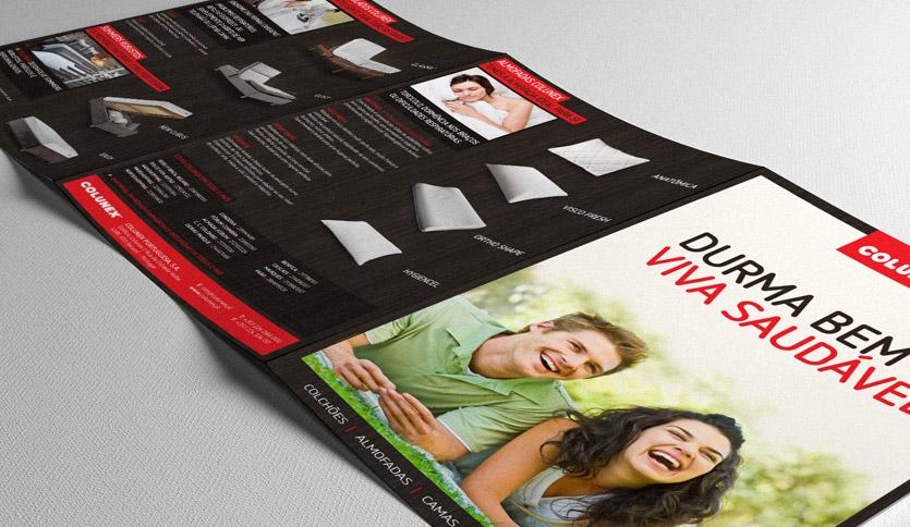 triptico colunex3 Colunex Brochure