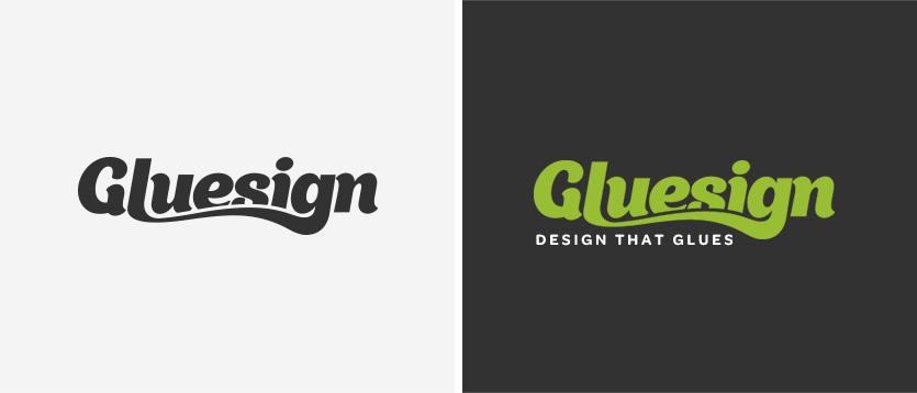 gluesign logo Logos