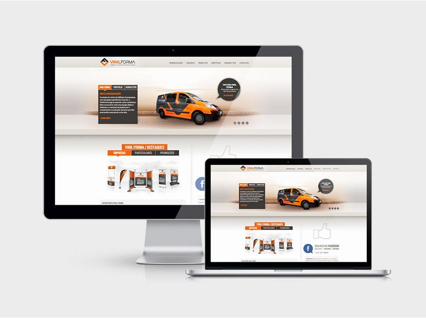 vinilforma website Vinil Forma